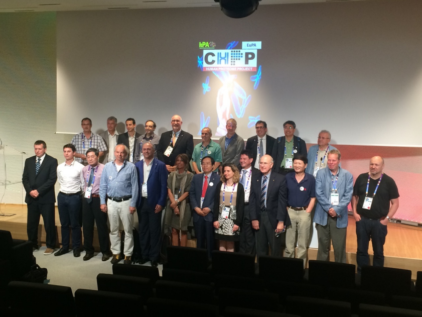 EuPA C-HPP Workshop, Milan Expo, 7 July 2015, Group Photo
